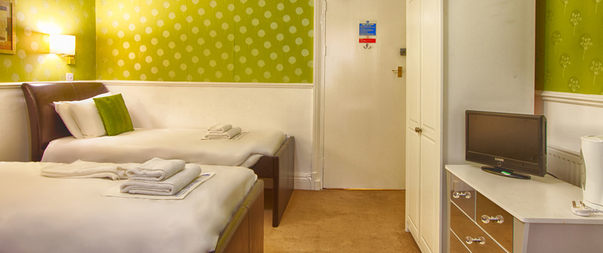 The Mitre Hotel - Twin Room