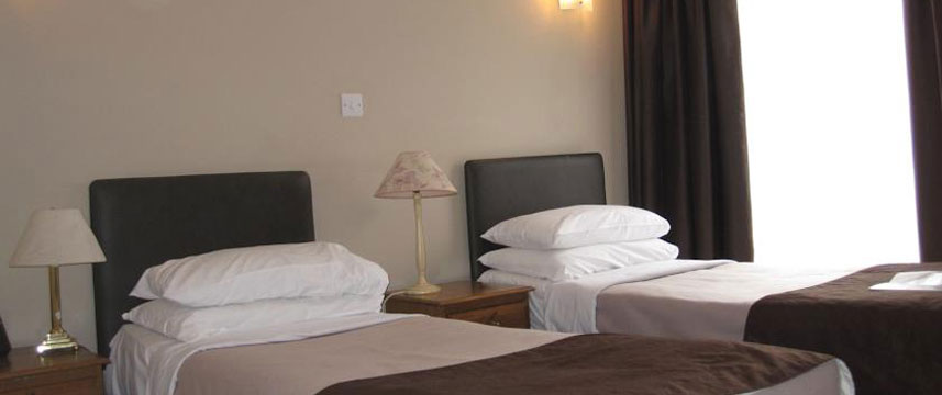 The Old Mill Hotel - Twin Room