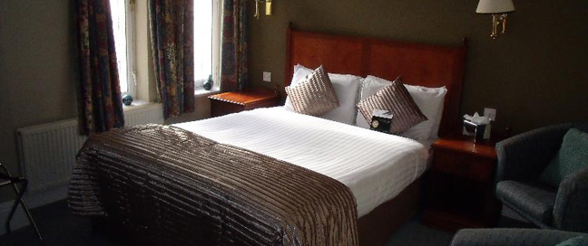 The Palace Hotel - Double Room