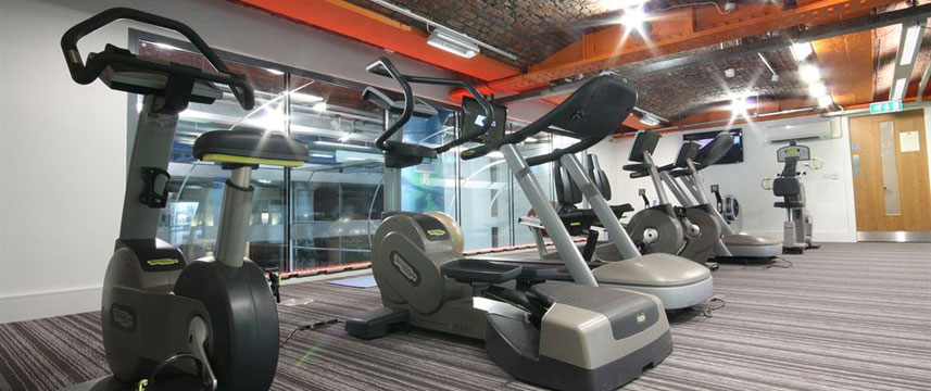 The Place Apartment Hotel Gym