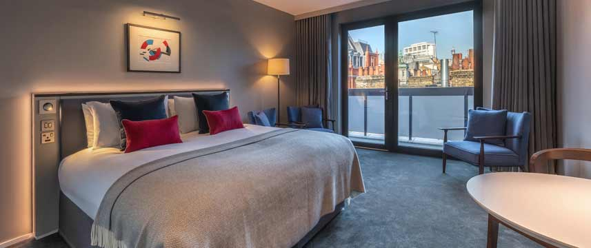 The Resident Covent Garden - Junior Suite Room