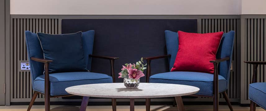 The Resident Covent Garden - Lounge Seating