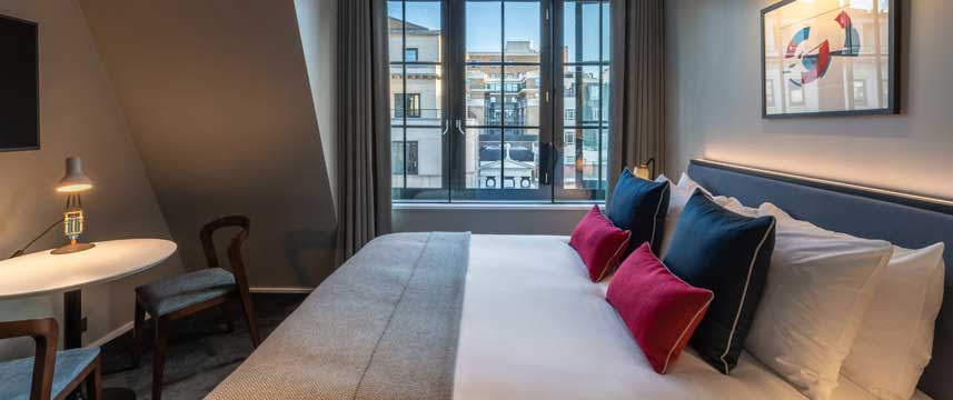 The Resident Covent Garden - Standard Double Room