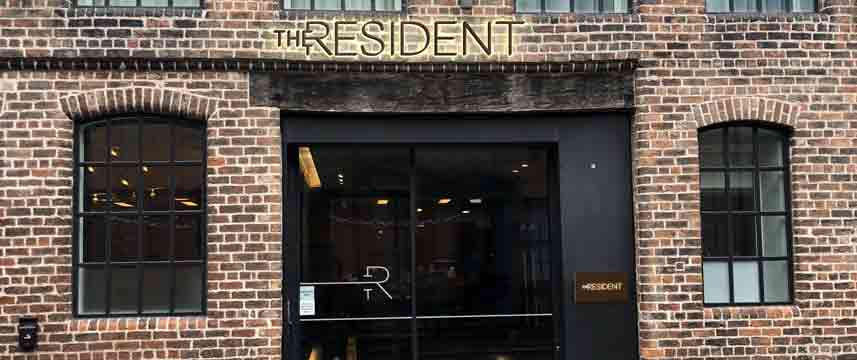 The Resident Liverpool - Exterior