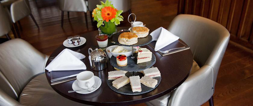 The Royal Hotel Cardiff - Afternoon Tea
