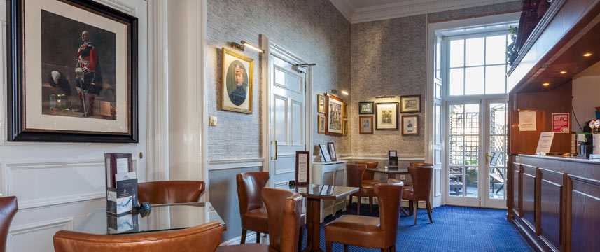 The Royal Scots Club - Bar