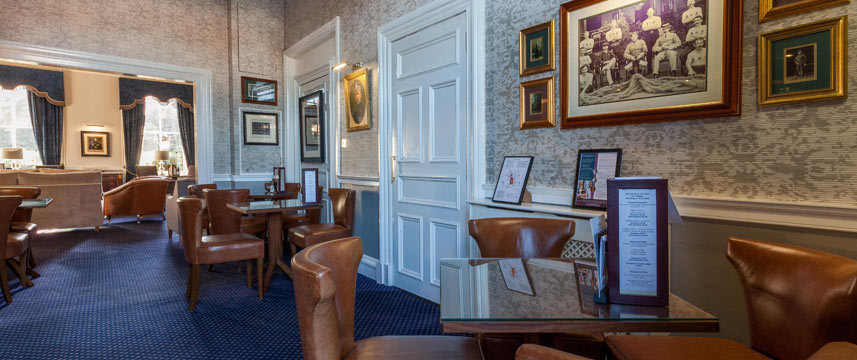 The Royal Scots Club - Bar Seating