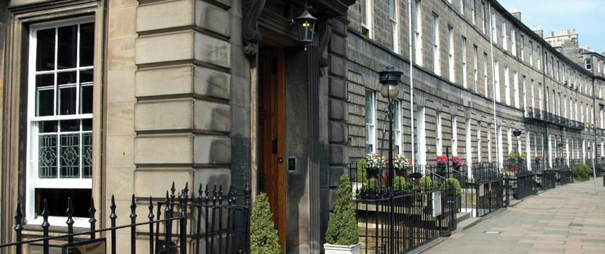 The Royal Scots Club - Exterior
