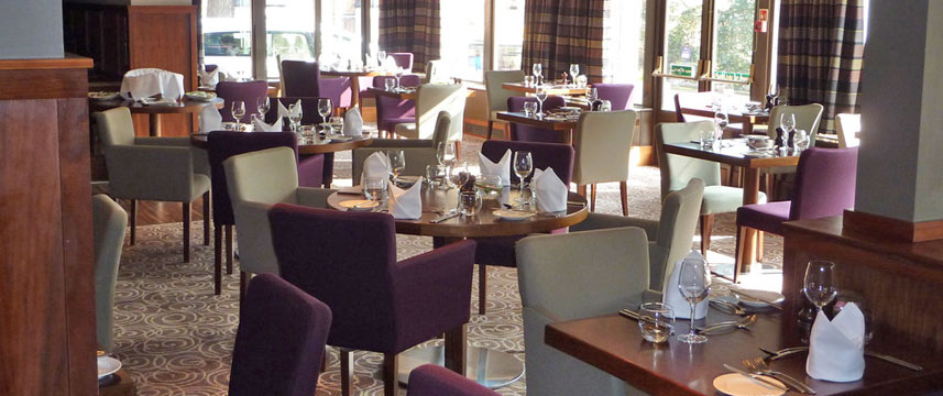The Stratford QHotels Hotel Restaurant