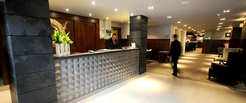 The Stratford QHotels Reception