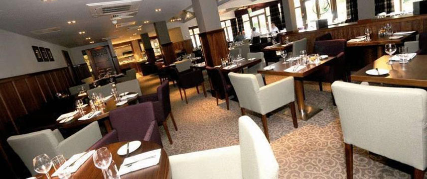 The Stratford QHotels Restaurant
