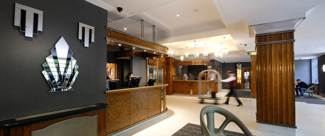 The Tavistock Hotel - Reception
