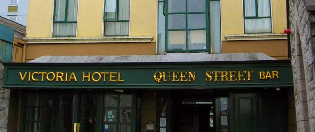 The Victoria Hotel - Galway Exterior