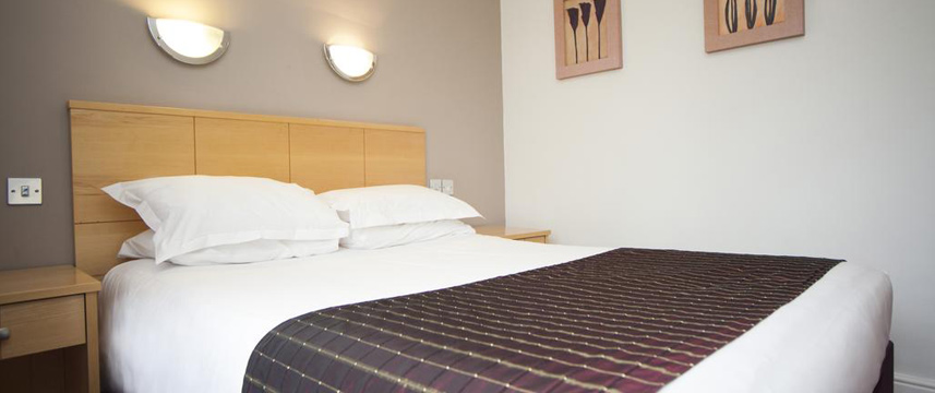 The Victoria Hotel Manchester - Double Bed