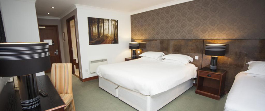 The Victoria Hotel Manchester - Family Room