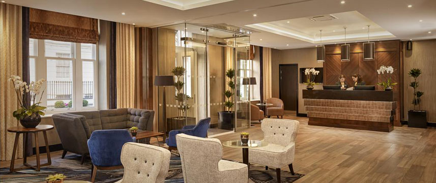 The Westbourne Hyde Park - Reception