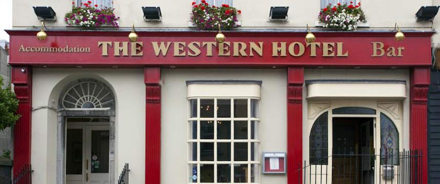 The Western Hotel - Exterior