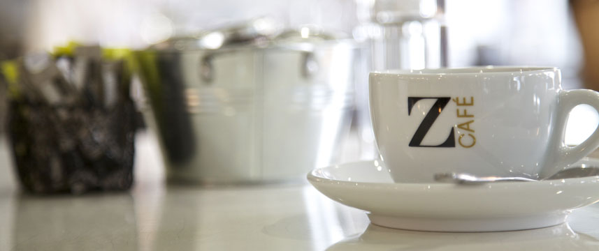 The Z Hotel Piccadilly - Coffee