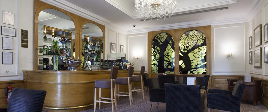 Thistle Hyde Park - Lounge Bar Area