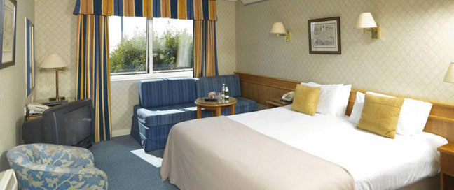 Thistle Poole - Double Room