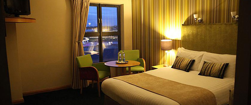 Tower Hotel Derry Room Double
