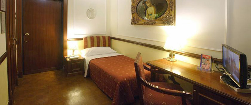 Traiano Hotel - Single Room