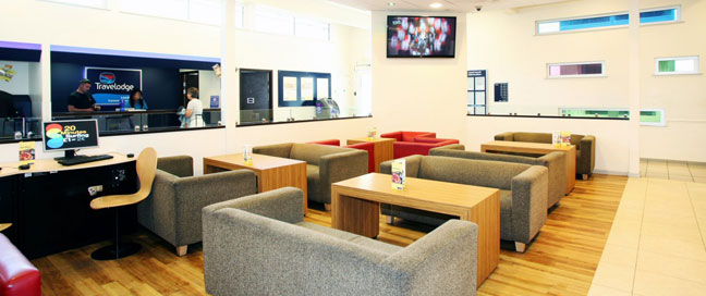 Travelodge City Airport Lounge