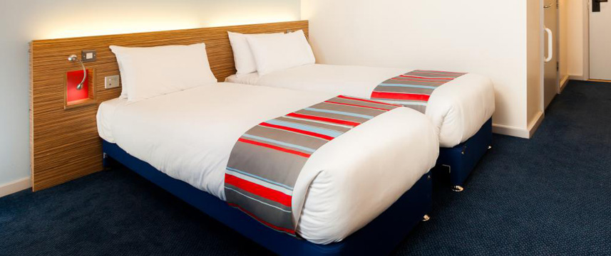 Travelodge Edinburgh Cameron Toll - Hotel Twin