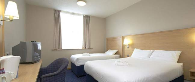 Travelodge Galway City - Family Room
