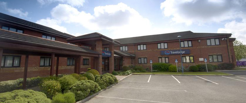 Travelodge Waterford - Exterior