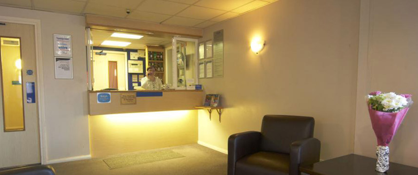 Travelodge Waterford - Reception