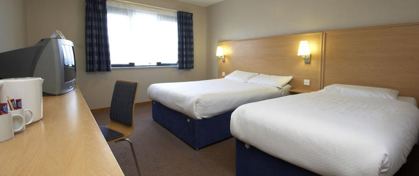 Travelodge Waterford - Twin Room