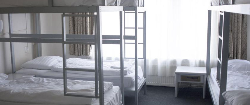 Trianon Hotel - Bunk Beds
