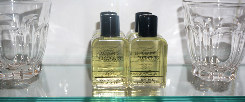 Victor Hotel - Toiletries