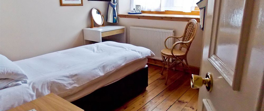 Victorian House Hotel - Single Bedroom