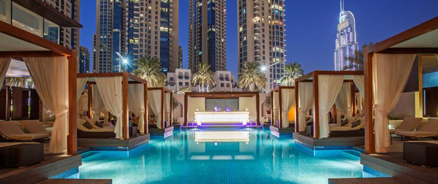 Vida Downtown Dubai - Pool