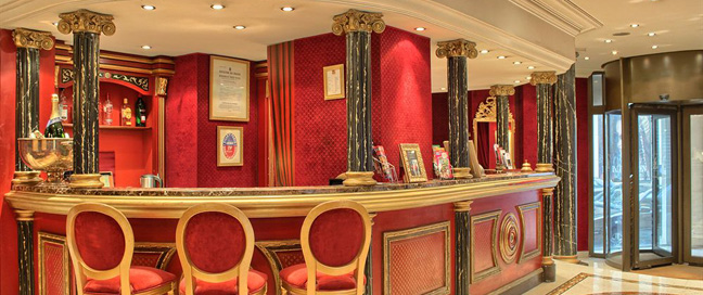 Villa Opera Drouot - Reception