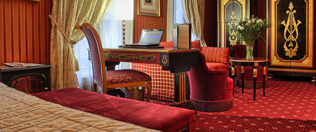 Villa Opera Drouot - Room Facilities