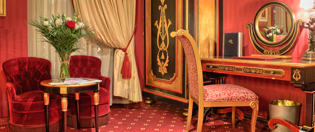 Villa Opera Drouot - Room Seating