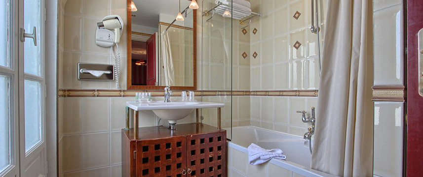 Villa Pantheon - Bathroom