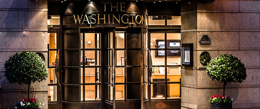 Washington Mayfair - Entrance