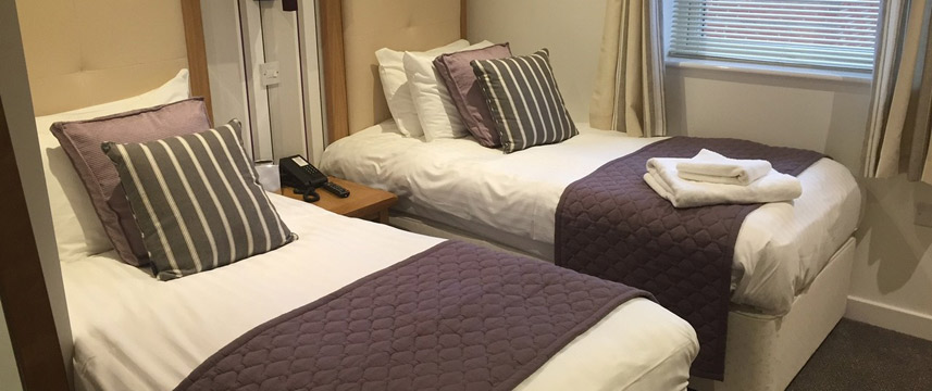 Waterside Hotel and Leisure Club - Twin Room