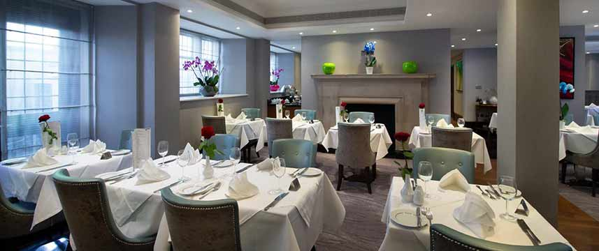 Wellington Hotel by Blue Orchid - Restaurant