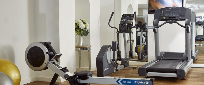 Westbridge Hotel Gym