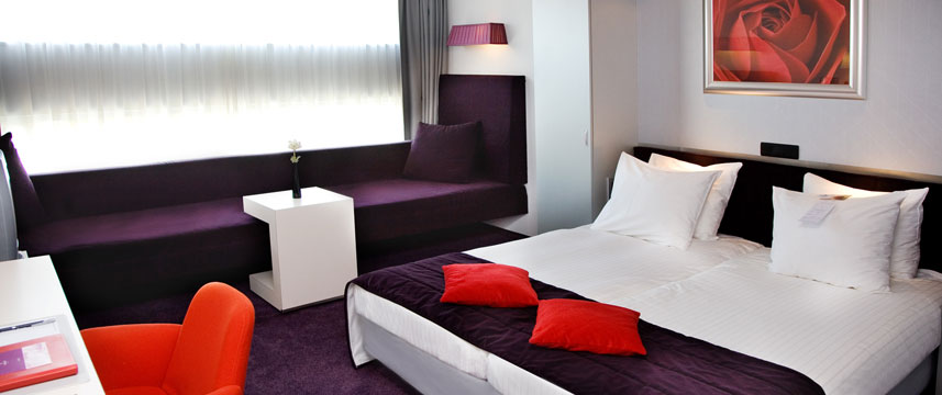 Westcord Art Hotel Amsterdam - Junior Suite