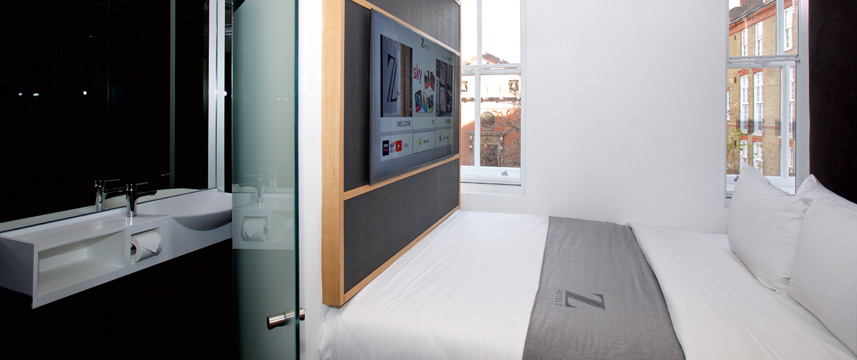 Z Hotel Covent Garden - Double Room