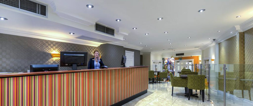 ibis Styles Reading Centre - Hotel Reception