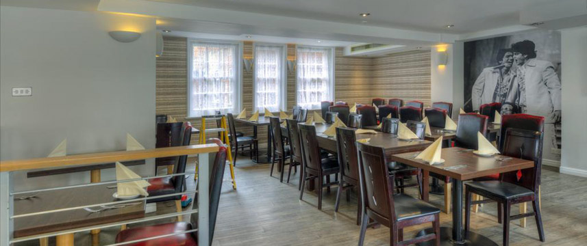 ibis Styles Reading Centre - Hotel Restaurant