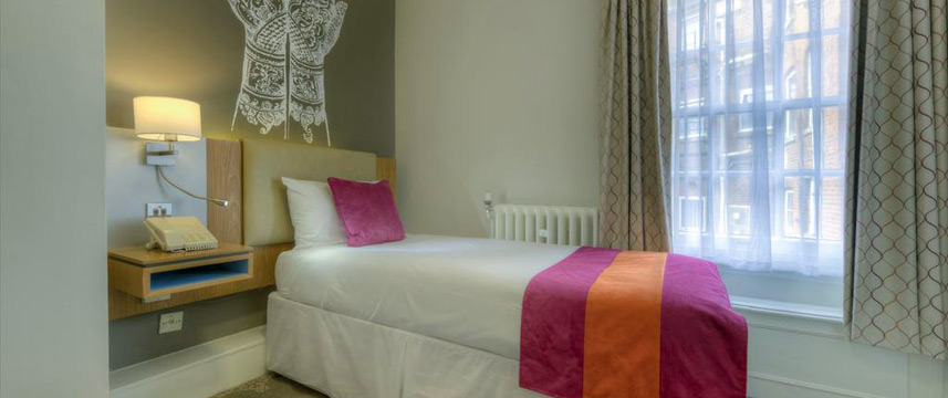 ibis Styles Reading Centre - Hotel Single Room