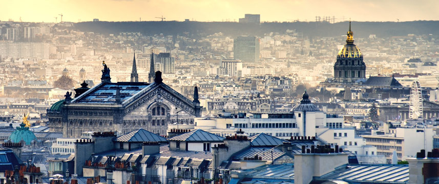 paris montmatre morning
